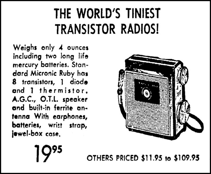 Vintage Newspaper Advertising For The Standard Micronic