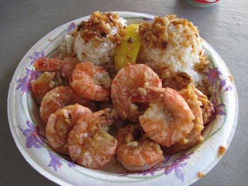 knock off recipe for Giovanni's Shrimp Truck, North Shore Hawaii