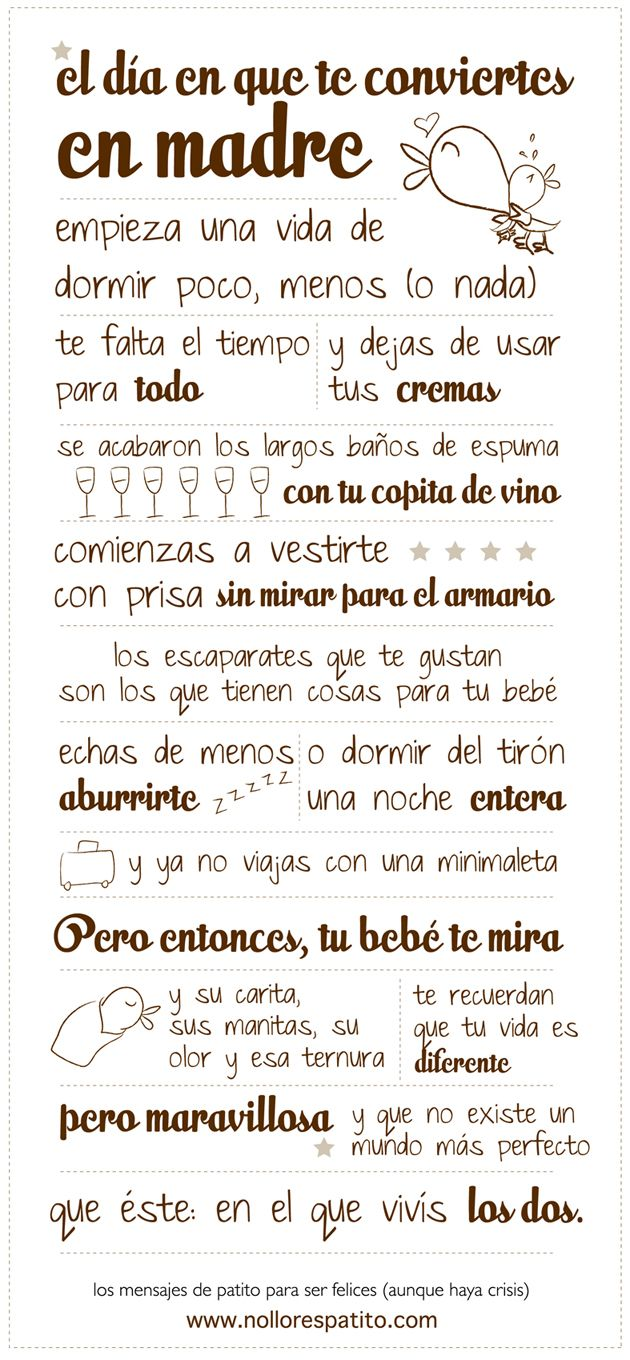 Gracias Madre Poemas Best 25 Ser Mama Ideas Only On Pinterest  Ser Padres Frases