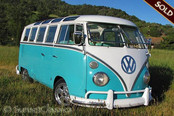 Awesome VW bus