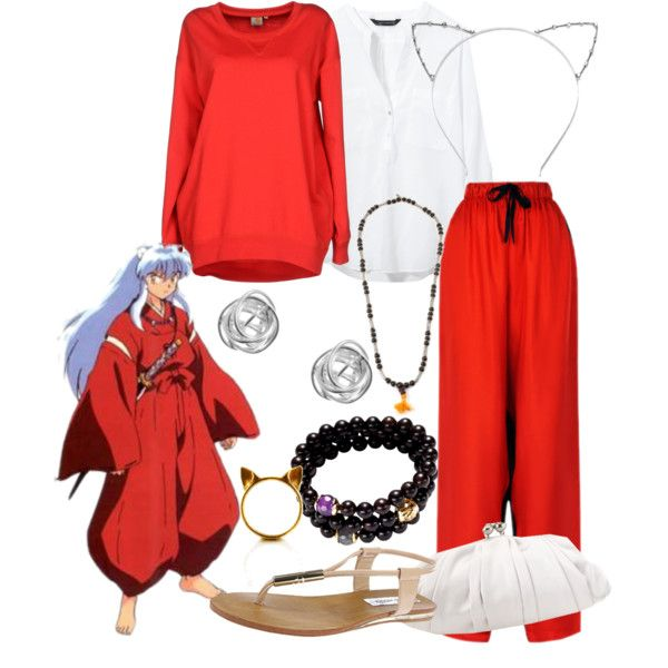 """""""Inuyasha"""" by shelby-berti on Polyvore"""