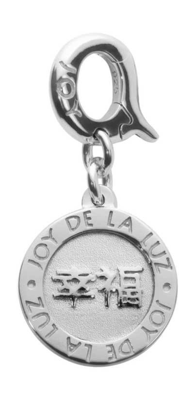 Joy de la Luz   Coin Happiness (front)