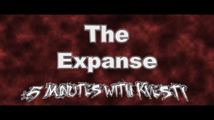 The Expanse - 5 Minutes with Kvesti