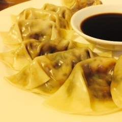 Recipe Vegetarian (or pork, or chicken) dumplings by mishymorgs - Recipe of category Main dishes - vegetarian