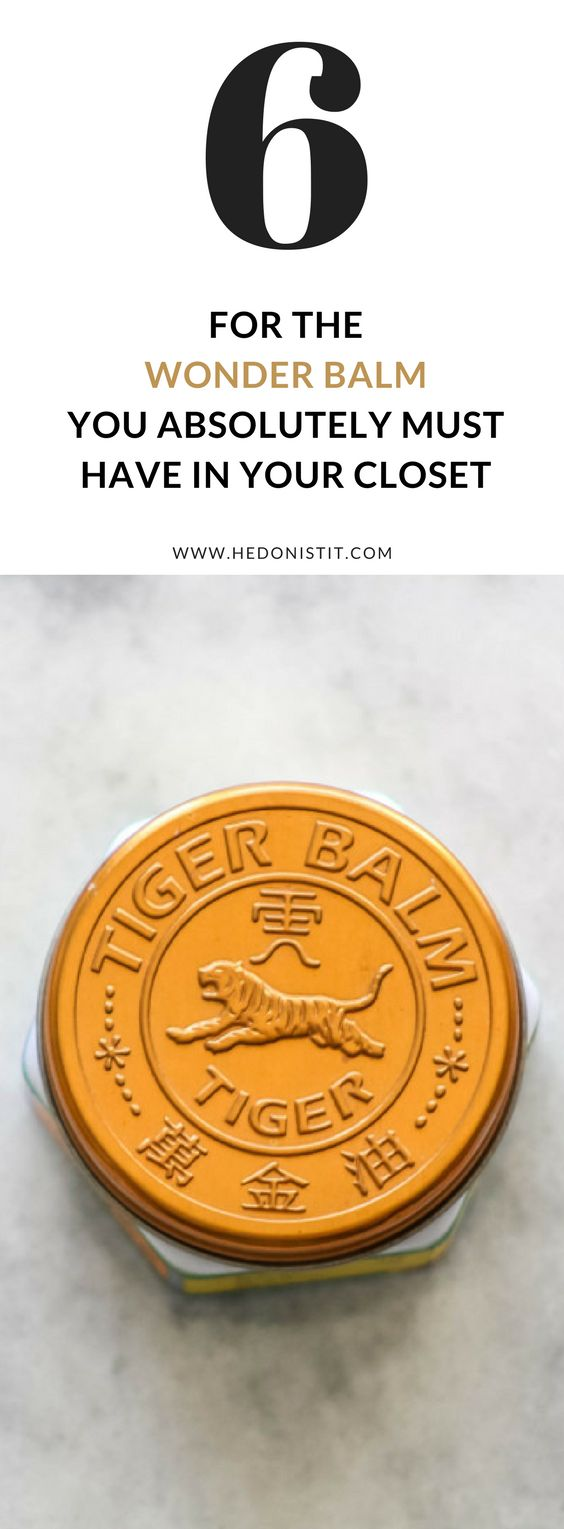 Still don't know about the wonder balm – Tiger Balm, and the magic it can do to your body? The contents of your medicine cabinet are going to shrink significantly this coming winter! Click through to read about the 6 uses & benefits of this magic balm {spoiler : muscle and joint pains is only one of them!} | natural remedies | health & fitness