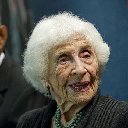 Inspirational Older Women We Aspire to Be Like   Shape  Magazine ~ 102 YRS OLD ~