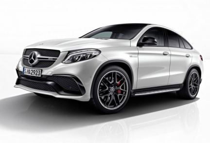 2015 Mercedes-Benz GLE Coupe Night Package