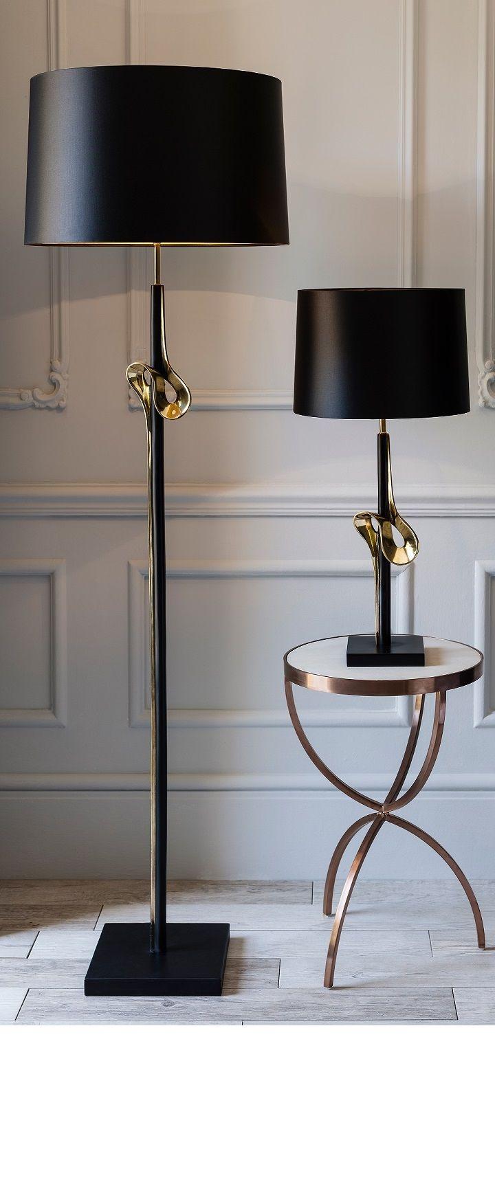 Floor & table lamps