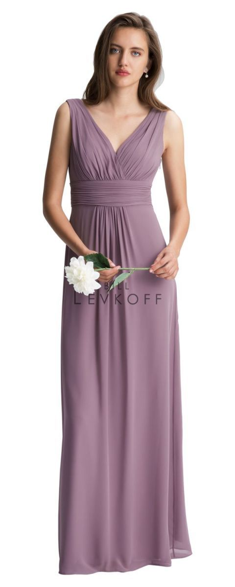 b20c806405 Check out the deal on  Levkoff by Bill Levkoff 7009 Sleeveless Bridesmaid  Dress at French Novelty