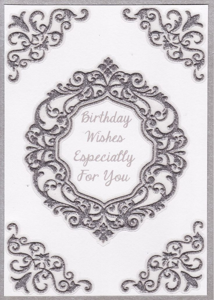 'Birthday Wishes Especially for You' Card (by Tassie Scrapangel)