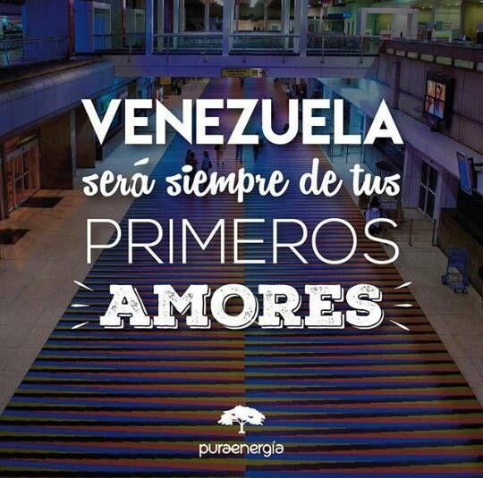 Totalmente de acuerdo con nuestros amigos @puraenergia. Venezuela es nuestro mas grande amor!!! #RomarcaEnvios #Venezuela