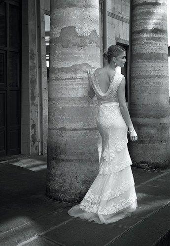 robe mariée cymbeline modèle galilé