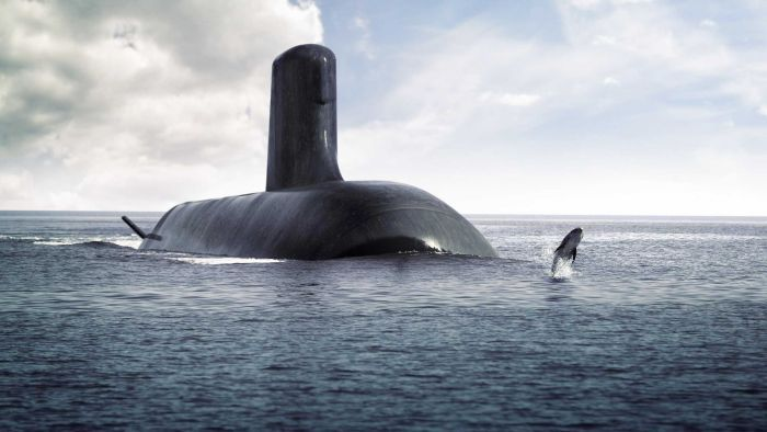 Weapons design contract for future submarines to create 200 jobs  ||  Lockheed Martin signs $700 million contract to design combat system for future submarines Updated January 25, 2018 12:17:22 Map: Adelaide 5000  A $700 million contract to design the weapons system for the Navy's fleet of 12 new submarines will create 200 jobs mostly in SA, the Federal Government says.  The Australian arm of…