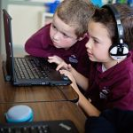Code.org Hour of Code Dec. 5-11: Stratford School's 8th Graders to Mentor Preschoolers In Virtual Classroom Storytelling/Coding Project