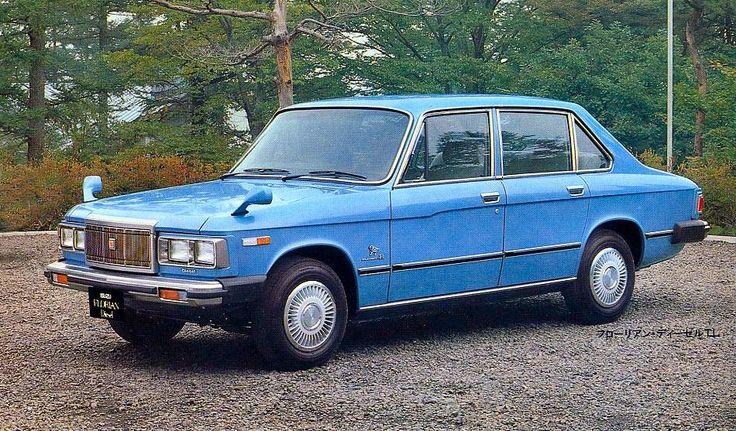 いすゞ・フローリアン1978年型 フローリアンディーゼル TL KPAD30TL型