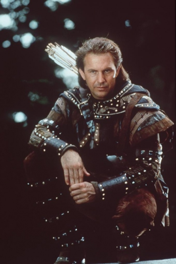 Kevin Costner in one of my fave movies. The only time I thought he was hot