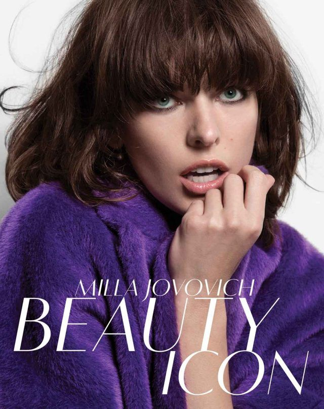 Milla Jovovich Fronts Marella Fall 2013 Campaign by Inez & Vinoodh | Fashion Gone Rogue: The Latest in Editorials and Campaigns