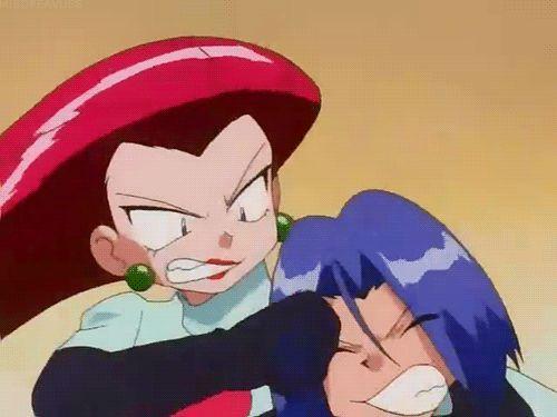 james and jessie pokemon