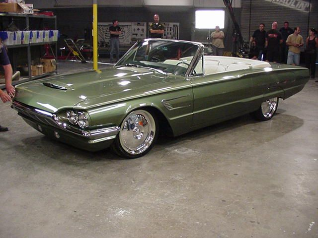 Chip Foose ..Custom 65 T-Bird