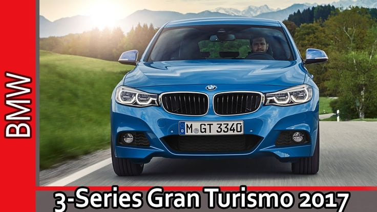 BMW 3‑Series Gran Turismo 2017 / БМВ 3-серии Гран Туризмо 2017 - Обзор о...