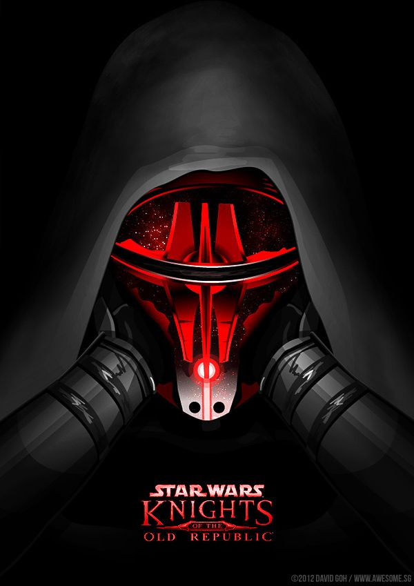 Not just any sith. That is Darth Revan, the Sith Lord, it was through his teachings the rule of two was created