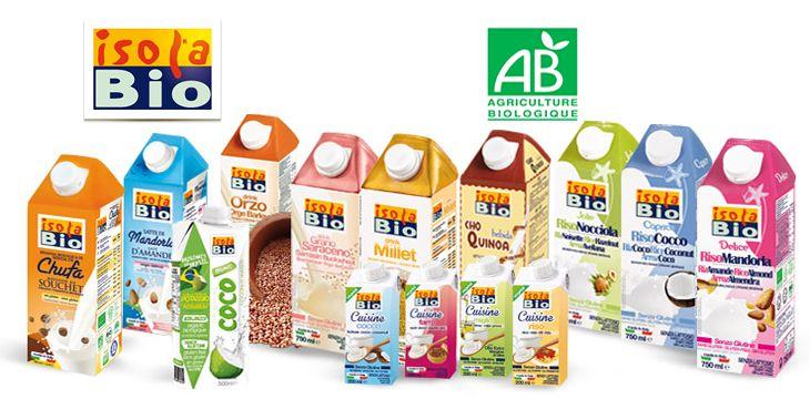 Bauturi vegetale Bio fara gluten sau zahar disponibile prin comanda online la www.greenboutique.ro
