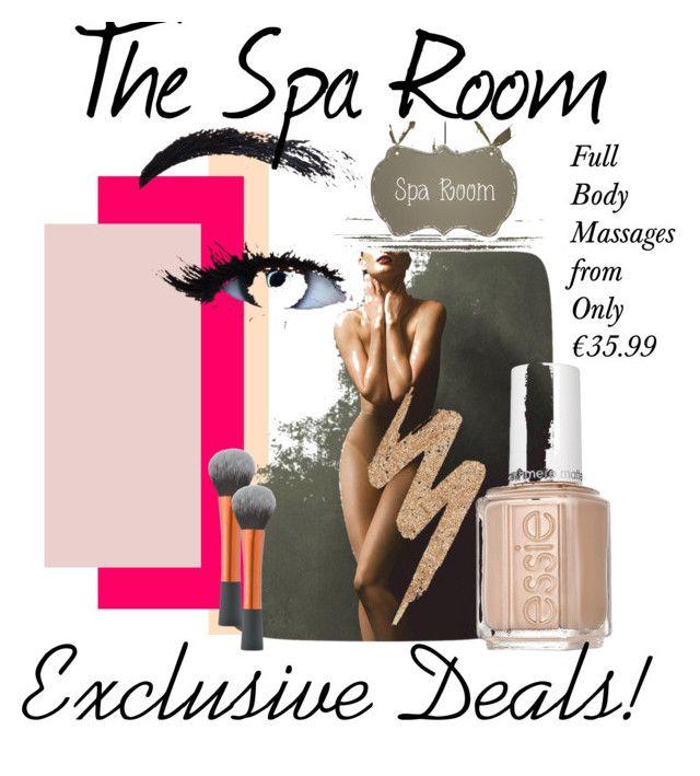 The Spa Room Advert by emma-tia-baronetti