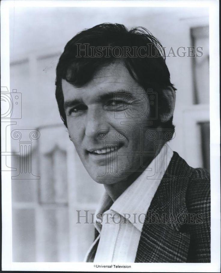1973 Press Photo Actor, Brian Kelly - spp56935