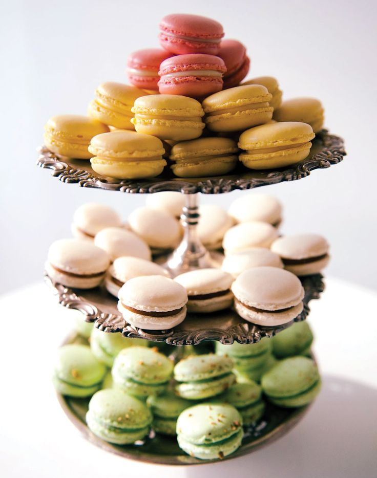 Macarons from Duchess Bake Shop in Edmonton