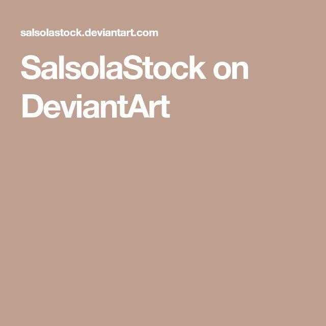 SalsolaStock on DeviantArt