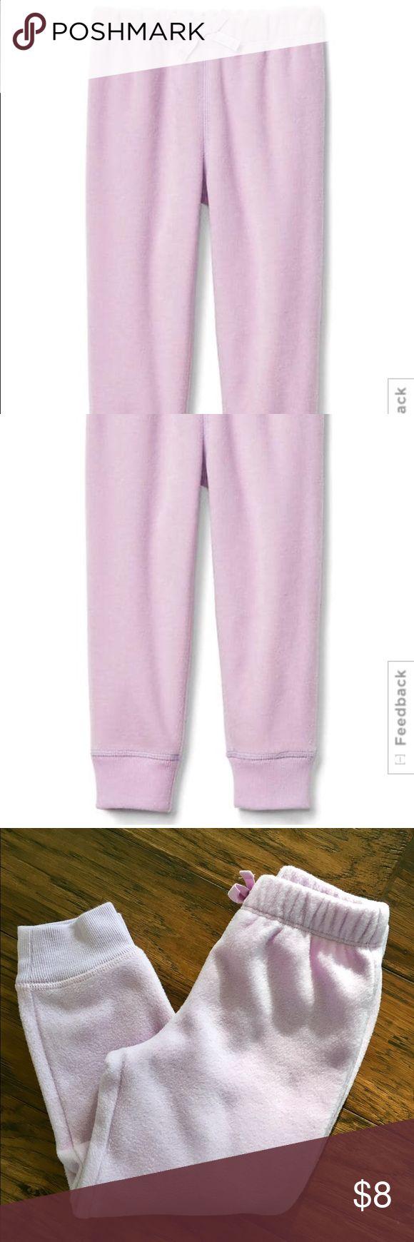 Gap pro fleece joggers Cozy cute lilac colored pro fleece joggers. Washed but never worn, EUC, smoke free home. GAP Bottoms Sweatpants & Joggers
