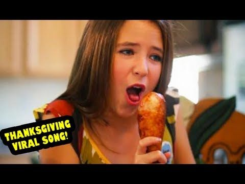 """Nicole Westbrook's """"It's Thanksgiving"""" is taking the internet by storm, racking up millions of views and thousands of dislikes in the process. As John Basedow reports, like Rebecca Black's """"Friday,"""" """"It's Thanksgiving"""" is written and produced by Patrice Wilson, who critics call the ringleader of horrible tween music. Westbrook, however, says she's overwhelmed by the success and doesn't care what critics think."""
