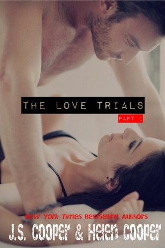 NEW RELEASE The Love Trials by J. S. Cooper. She thought she knew what was between the sheets, but she really had no idea.