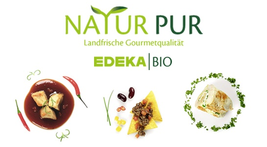 Natur Pur, top Brand by EDEKA Nord, Germany