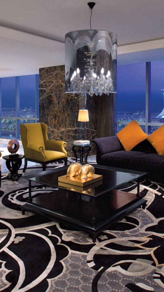 Luxury Interiors Contemporary Interior DesignHouse