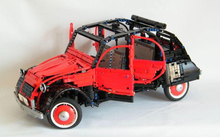 Lego Technic Citroen 2CV