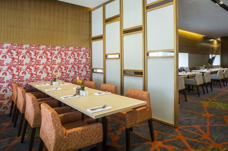 Horizon Club Lounge at Shangri-La Hotel, The Marina, Cairns
