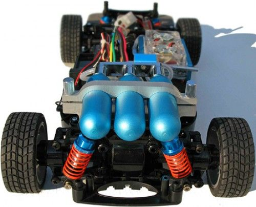 Hydrogen Fuel Cell RC Car - Hacked Gadgets – DIY Tech Blog ...