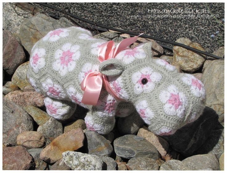Crochet, Hippo Happypotamus
