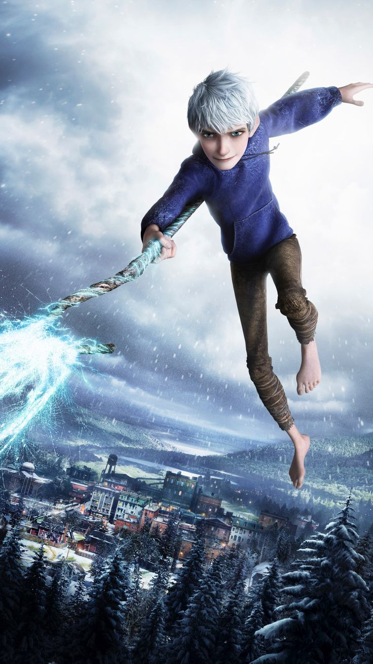 Rise Of The Guardians (2012) Phone Wallpaper