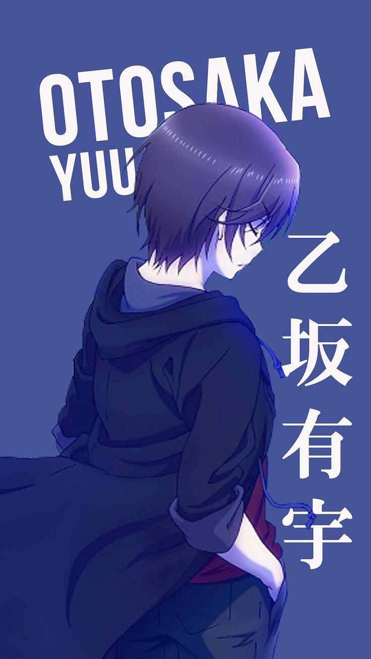 Yuu Otosaka ~ Korigengi | Wallpaper Anime