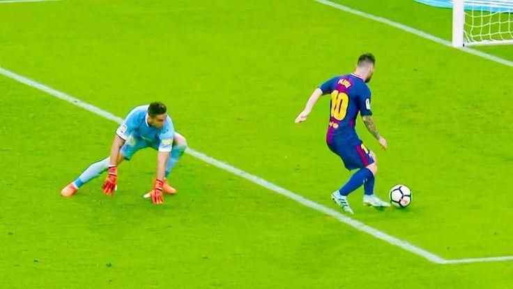 Lionel Messi Making Goalkeepers Look Stupid  Destroying Skills Vs Goalkeepers  HD - #Messi NUEVO VÍDEO en Youtube - https://www.youtube.com/watch?v=GOHVfc-LoLc