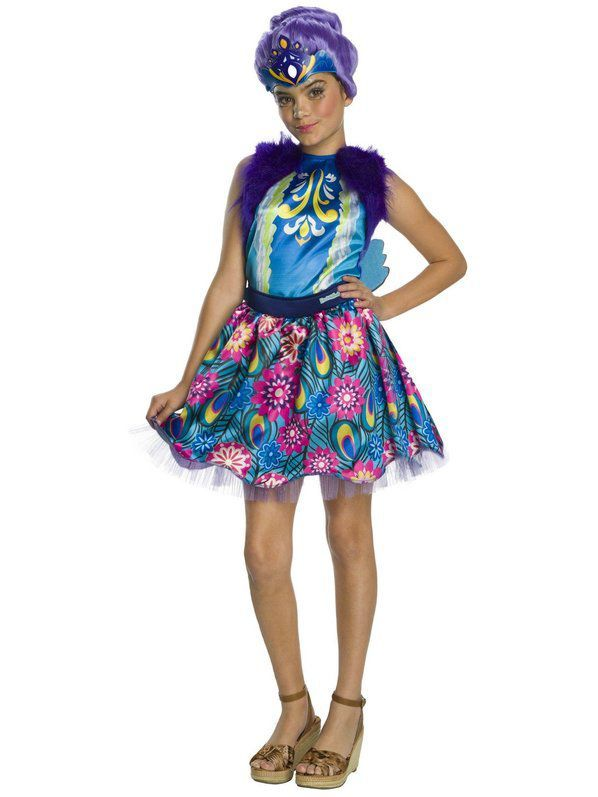 a719fb5bcf Check out Enchantimals Patter Peacock Costume for Girls - Girls Costumes  for 2018