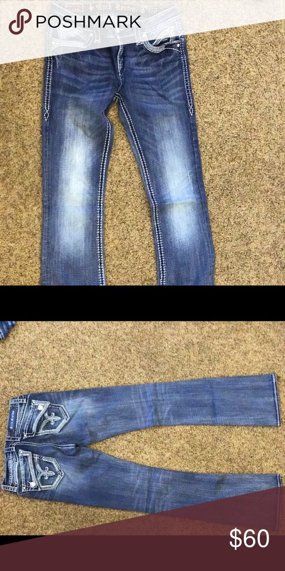 Rock revival jeans Rock revival jeans Rock Revival Jeans Boot Cut