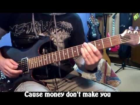 """Poison """"Poor Boy Blues"""" guitar cover (Subtitles) - YouTube"""