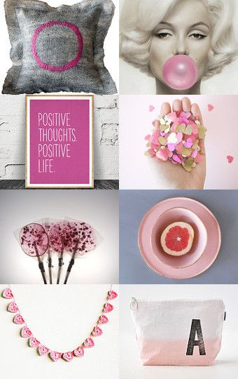 POSITIVE by twomoons on Etsy--Pinned with TreasuryPin.com