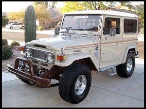 Toyota jeep Hardtop modifikasi