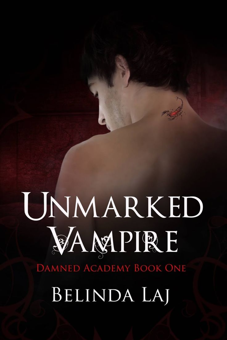 Life of a Nerdish Mum: Unmarked Vampire by Belinda Laj