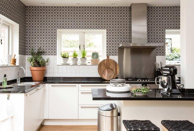 De nieuwe keuken van Kaouter en Niklas uit aflevering 6 | Styling Fietje Bruijn | Fotografie Barbara Kieboom