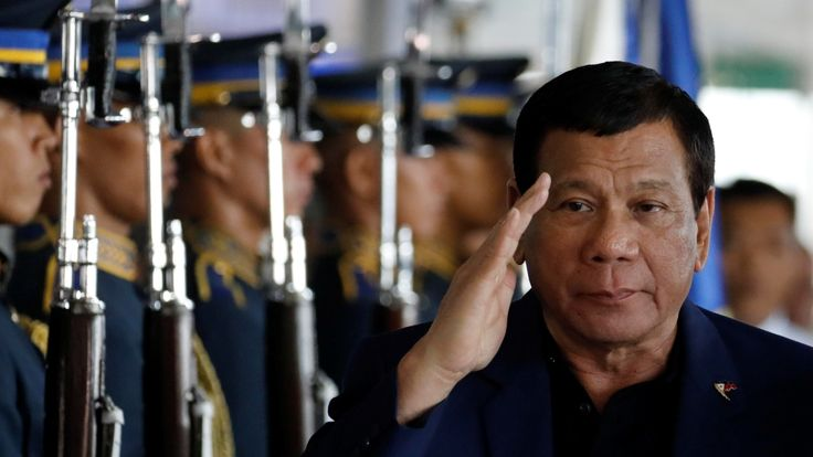 The Associated Press   Philippine opposition lawmakerspetitionedthe Supreme Court on Monday to review and nullify President Rodrigo Duterte'simposition of martial law in the southern third of thecountry. The petition filed by six House lawmakers, led by RepresentativeEdcelLagman,... - #Court, #Law, #Lawmakers, #Martial, #Nullify, #Philippine, #Top, #World, #World_News